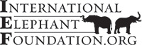 International Elephant Foundation Sticky Logo