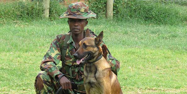 Joint Conservancy Anti-Poaching Team of NRT
