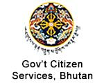 Citizen Services Bhutan