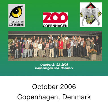 2006 Elephant Conservation Symposium