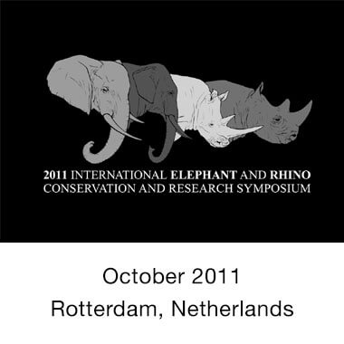 2011 International Elephant-Rhino Conservation-Research Symposium