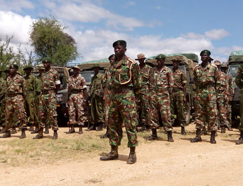 Support of the Anti-Poaching Teams 9-1 & 9-2 of Northern Rangelands Trust Conservancies